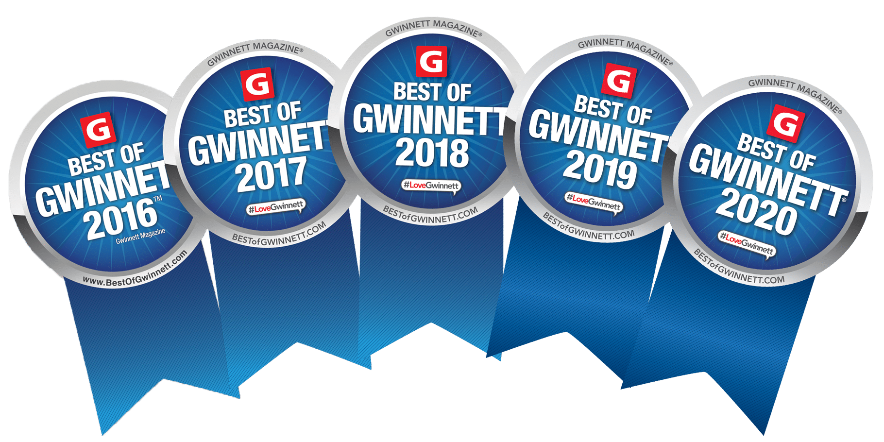 Best of Gwinnett 2019!